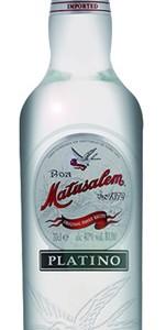Rum Platino - Matusalem